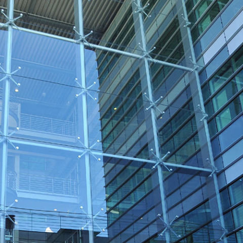 Curtain Walling Systems Manchester