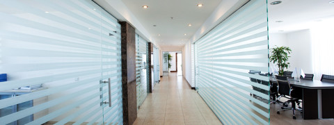 Glass partition Supplier Nottingham