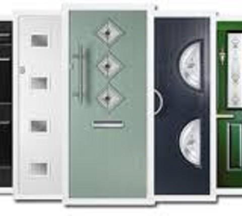 Composite Doors Supplied & Installed